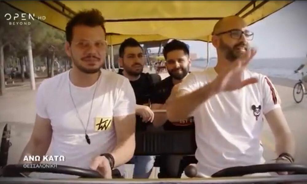 Οι «ΑΝΩ ΚΑΤΩ» στο X FACTOR! Ξεσήκωσαν κοινό και κριτική επιτροπή (video)