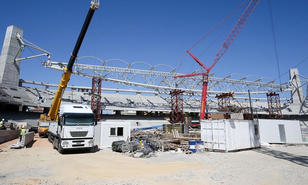 AEK: Καθυστερεί η «Αγιά Σοφιά», το 2021 η επιστροφή στη Νέα Φιλαδέλφεια
