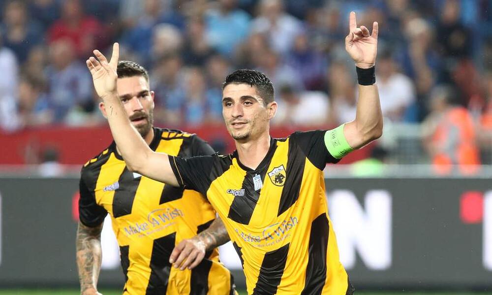 ΑΕΚ: «Ψήνεται» για Μάνταλο ομάδα του MLS (photos)