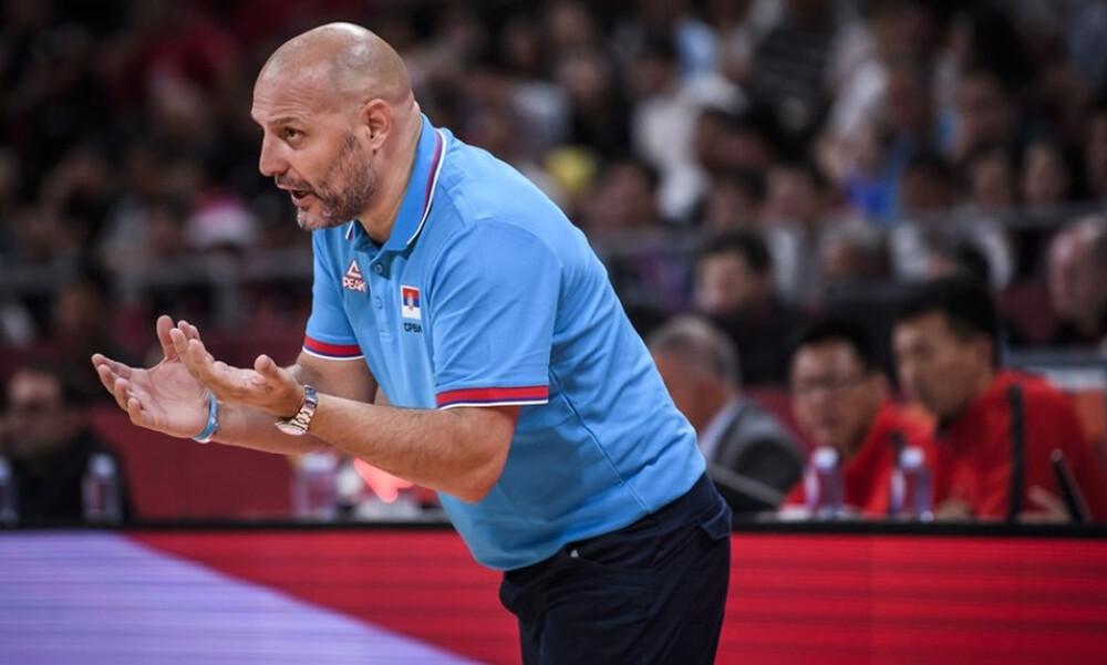Παγκόσμιο Κύπελλο 2019: Τέλος από τη Σερβία ο Τζόρτζεβιτς
