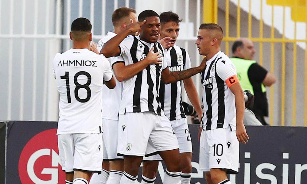 Ατρόμητος-ΠΑΟΚ: Τα δύο «ασπρόμαυρα» γκολ στο Περιστέρι (photos+videos)
