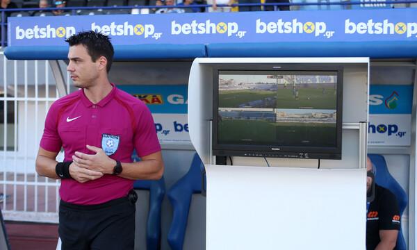 Ατρόμητος-ΠΑΟΚ: Το γκολ του Βέλλιου και το VAR (photos+video)