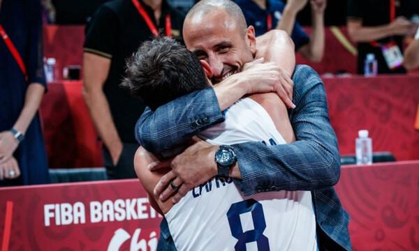 Τζινόμπιλι: «Η Αργεντινή παίζει στον τελικό, δεν πίστευα ότι θα το ζήσω»! (photos)