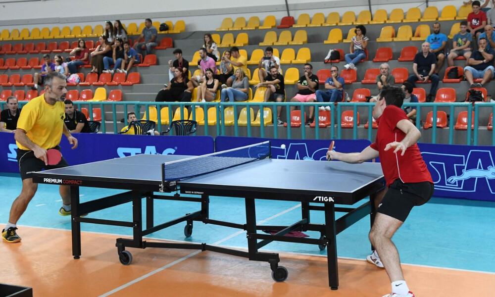 Πινγκ πονγκ: Η ΑΕΚ νίκησε τον Ολυμπιακό (photos)