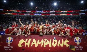 Παγκόσμιο Κύπελλο Μπάσκετ 2019: Τα αποτελέσματα και το πανόραμα της διοργάνωσης