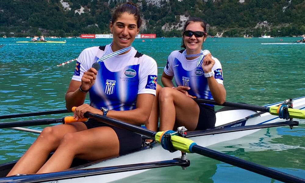 Κωπηλασία: Πρώτη θέση για την Ελλάδα στο Βαλκανικό Πρωτάθλημα