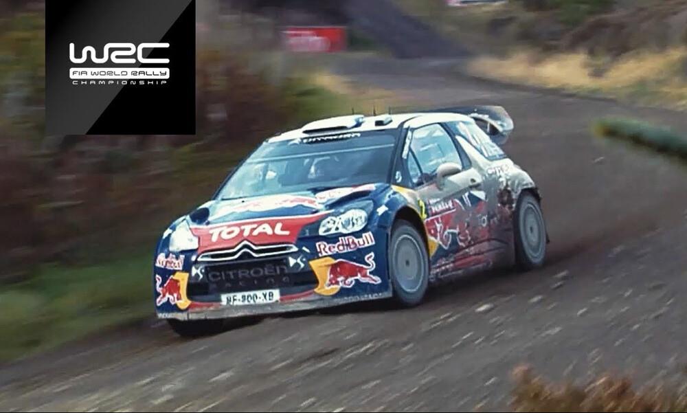 WRC: Νικητής ο Οζιέ