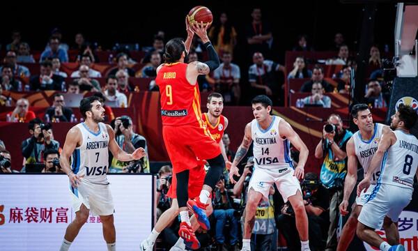 Παγκόσμιο Κύπελλο Μπάσκετ 2019: Τα Highlights του τελικού (video)