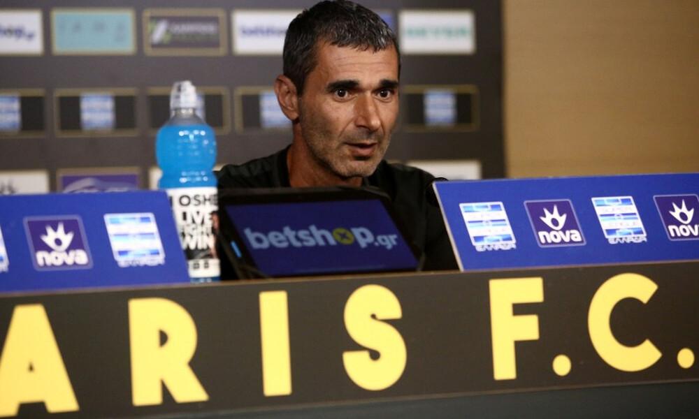 Τερζής: «Η νίκη ανήκει στους παίκτες του Άρη, δε θα παραμείνω προπονητής»