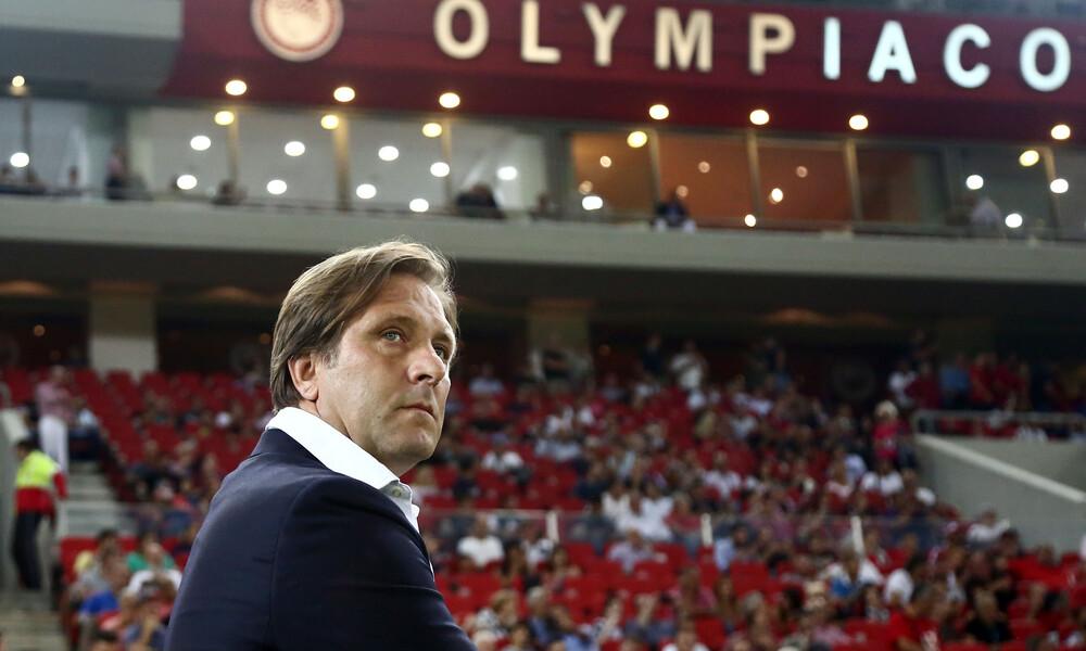 Μαρτίνς:«Μεγαλύτερες οι απαιτήσεις φέτος στον Ολυμπιακό» - Η ατάκα για Φερέιρα και ΠΑΟΚ