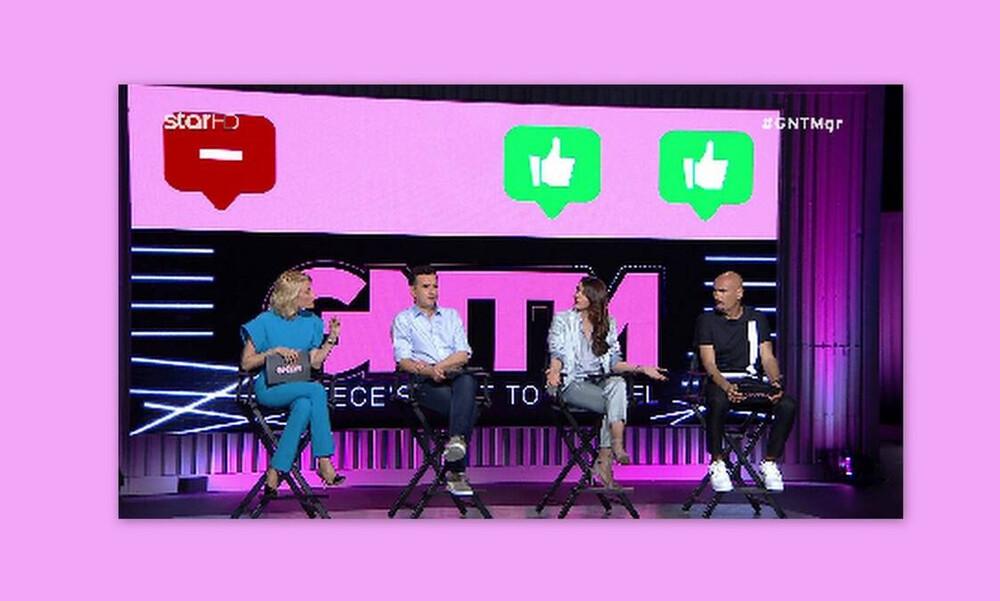 "GNTM: Ο πρώτος ""καβγάς"" της Βίκυς Καγιά με την Ηλιάνα Παπαγεωργίου για την Ειρήνη (photos+video)"