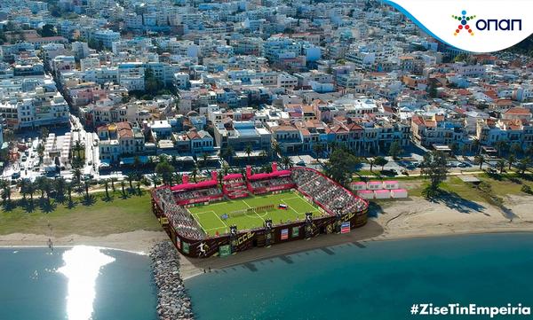 Socca World Cup 2019: Ποδοσφαιρικές μάχες 6x6 στο Ρέθυμνο με την υποστήριξη του ΟΠΑΠ