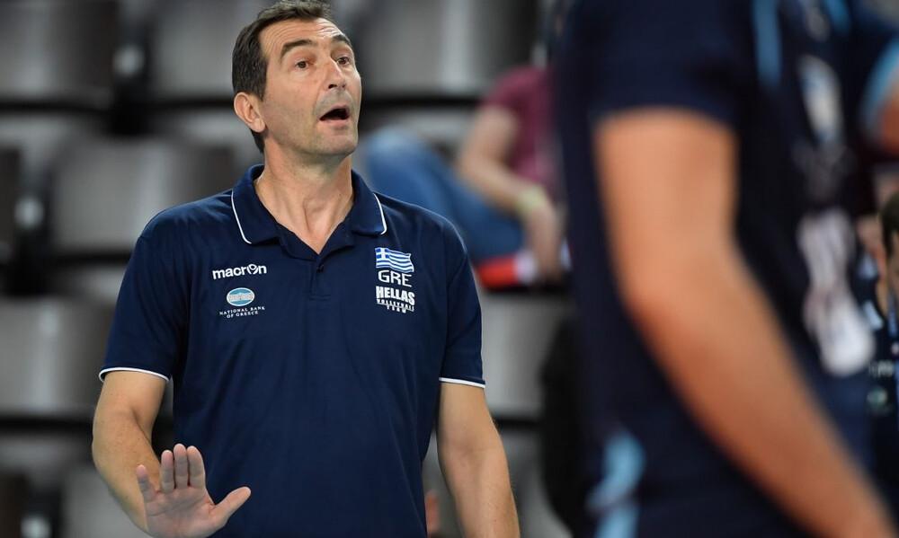 Ανδρεόπουλος: «Έχουμε κάνει βήματα μπροστά - Θέλουμε κι άλλα για να μπούμε στο υψηλό επίπεδο»