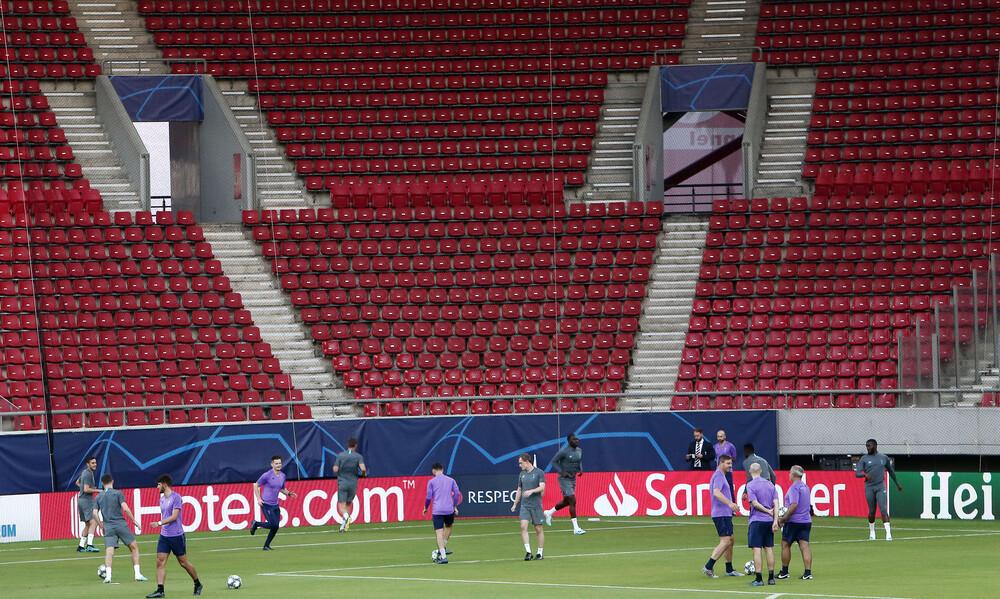 Οι απαντήσεις της ΚΑΕ Ολυμπιακός και της Euroleague στη… γκάφα της Τότεναμ (photos)