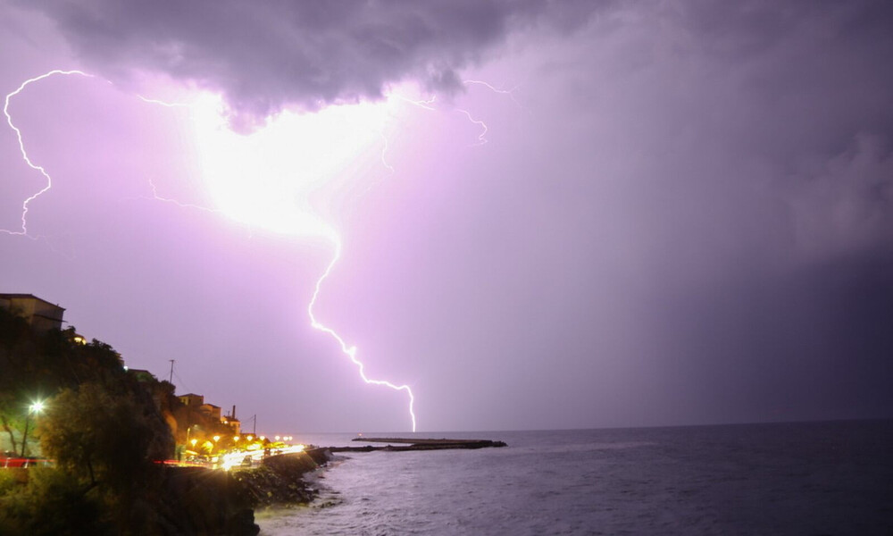 Καιρός - Έκτακτο δελτίο ΕΜΥ: Ραγδαία επιδείνωση με πτώση της θερμοκρασίες και ισχυρές καταιγίδες