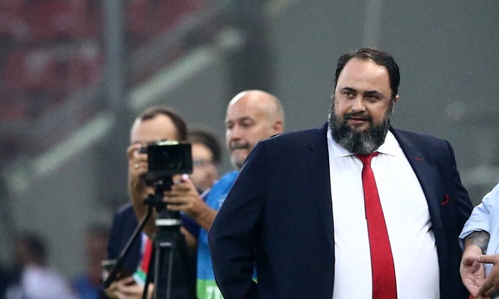 Β. Μαρινάκης: «Πρώτος στόχος είναι το πρωτάθλημα»