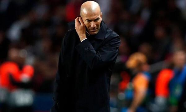 Ρεάλ Μαδρίτης: Καθόλου σίγουρη η θέση του Ζιντάν