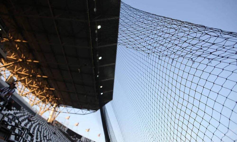 ΠΑΟΚ-Άρης: Προστατευτικό δίχτυ στην Τούμπα