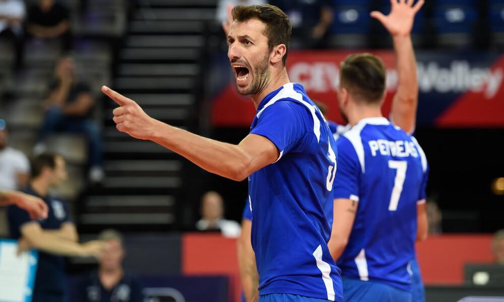 Ευρωπαϊκό ανδρών: Από την ΕΡΤ3 ο αγώνας Ελλάδας - Ρωσίας