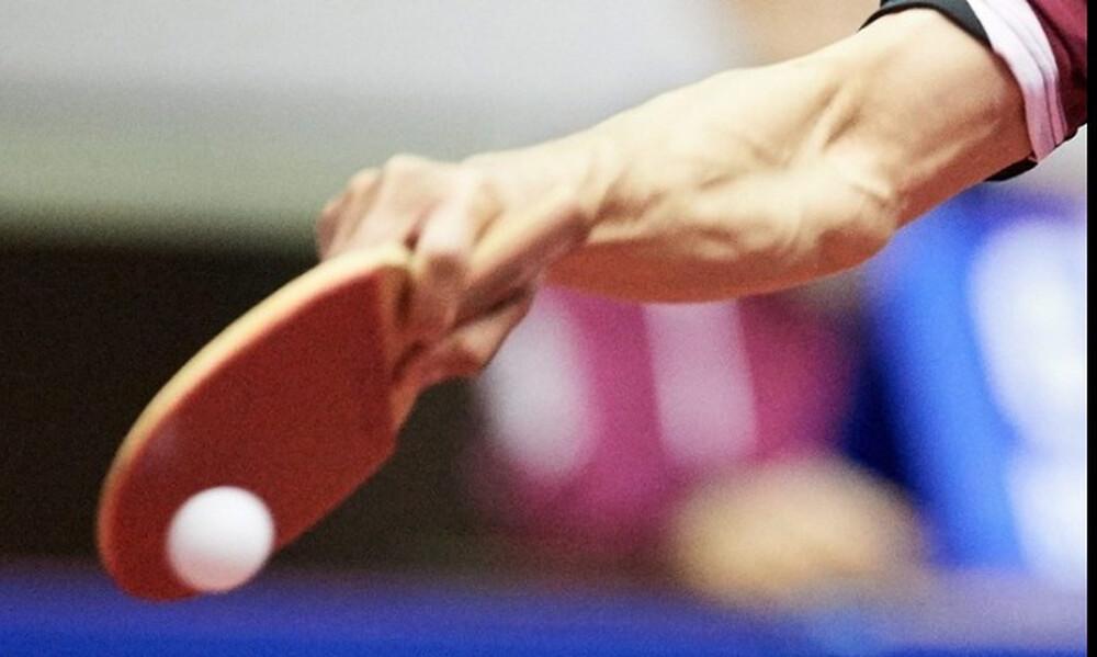 Πινγκ Πονγκ: Εξασφάλισε θέση στα μετάλλια η Ελλάδα στην κλάση 6 του Ευρωπαϊκού πρωταθλήματος ΑμεΑ