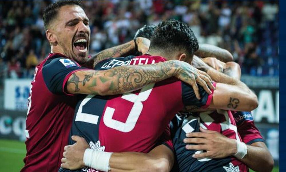 Serie A: Αντέδρασε και νίκησε η Κάλιαρι (video)