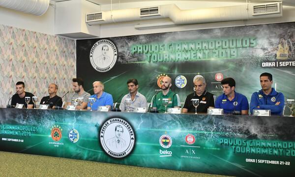 Τι σημαίνει Παύλος Γιαννακόπουλος για τους προπονητές του τουρνουά