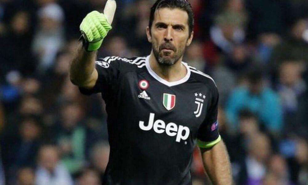 Γράφει ιστορία στη Serie A ο Μπουφόν