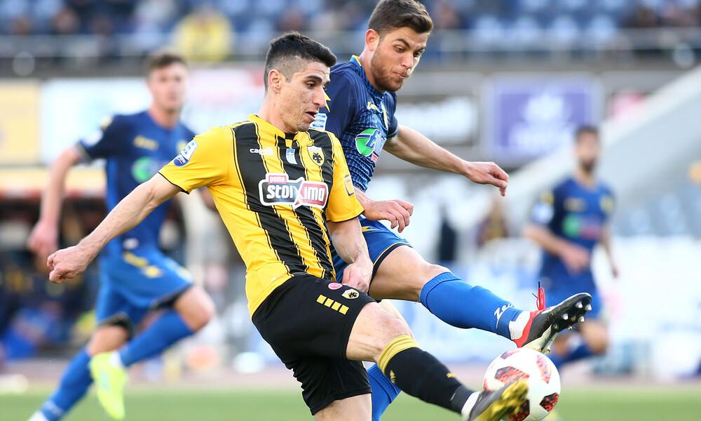 Live Chat: Παναιτωλικός-ΑΕΚ 0-1 (τελικό)