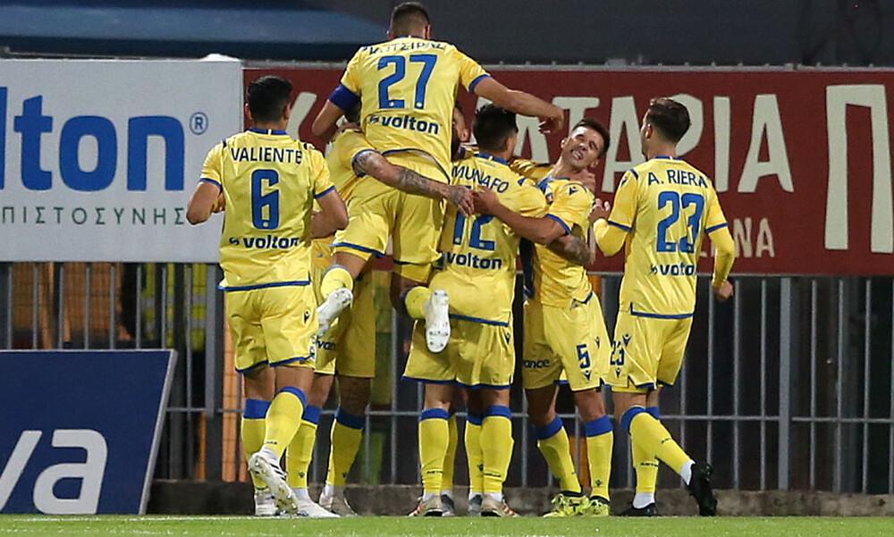 Αστέρας Τρίπολης-Ατρόμητος 2-1: Έσπασε το ρόδι και τον βύθισε!