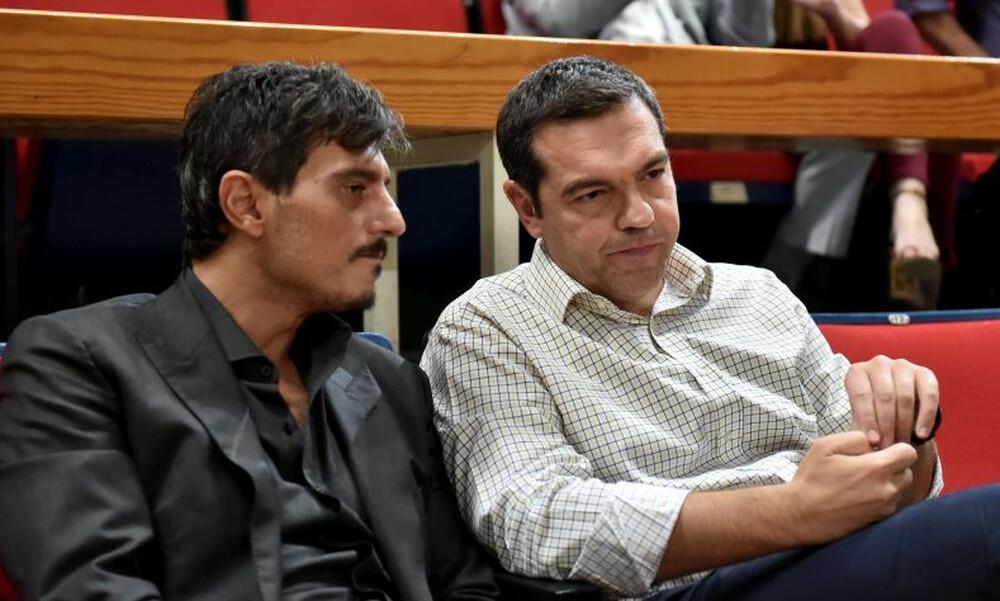 Τουρνουά «Παύλος Γιαννακόπουλος»: Ο Αλέξης Τσίπρας στο ΟΑΚΑ (videos+photos)