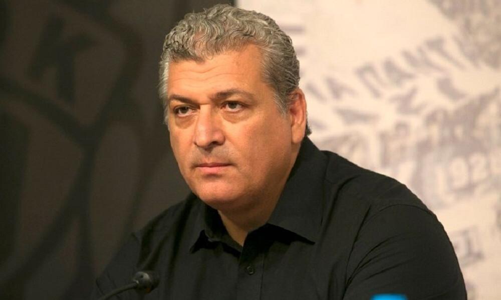 Παραιτήθηκε ο Ζουρνατσίδης