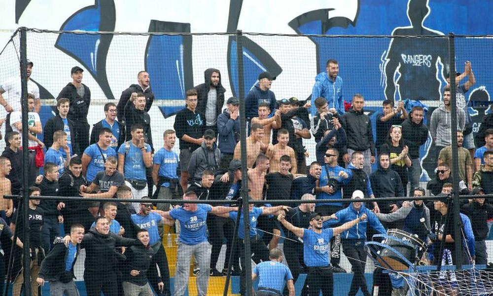 Κύπελλο Ελλάδας: Ένταση στο Ιωνικός – Παναχαϊκή (photos)