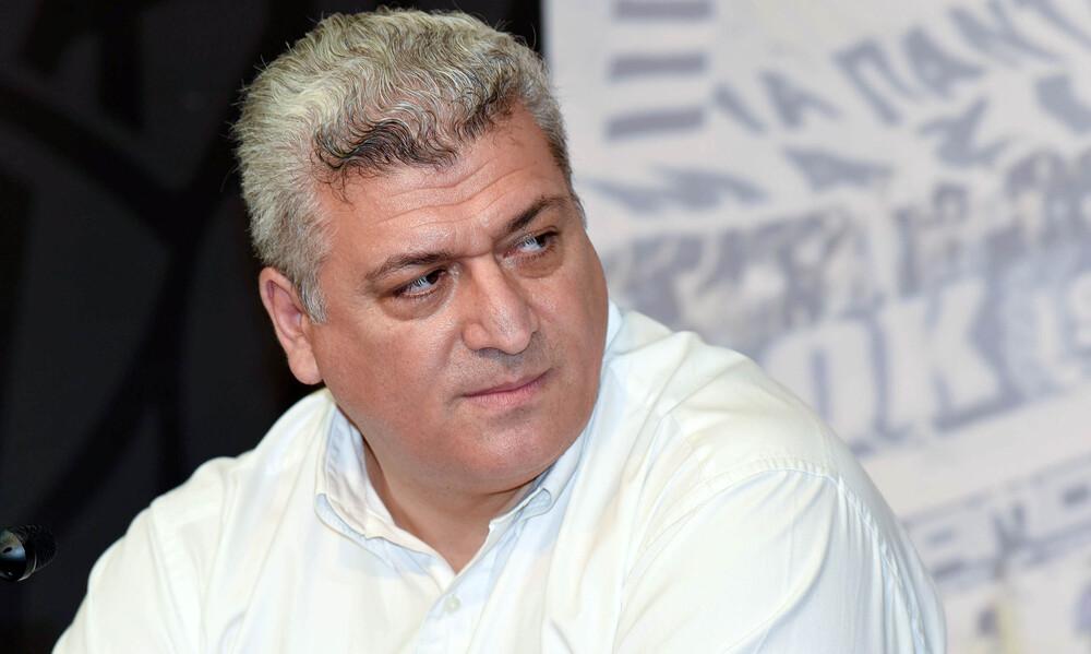 ΠΑΟΚ: Στη θέση του Ζουρνατζίδη ο Σταυρόπουλος