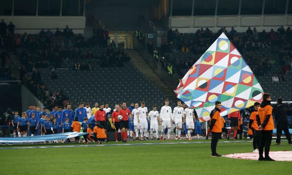 Το νέο Nations League – Στην 3η κατηγορία η Ελλάδα (photo)