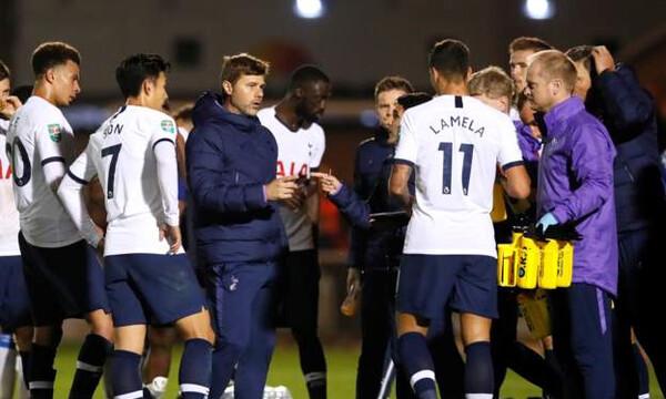 League Cup Αγγλίας: Αποκλεισμός – σοκ για Τότεναμ, «τάλιρο» στη Νότιγχαμ η Άρσεναλ! (videos)