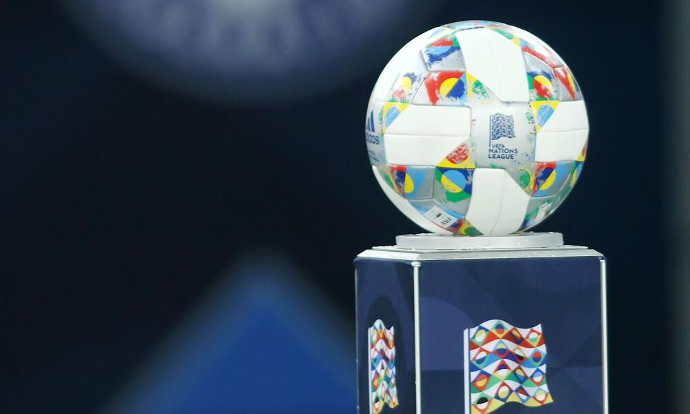 Nations League: Παραμένει στη League 3 η Ελλάδα