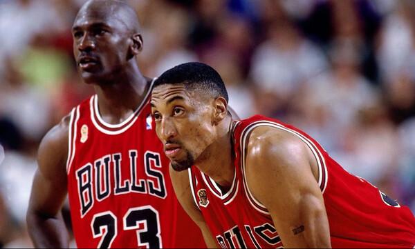 Scottie Pippen: O αξιολάτρευτος τύπος που σεβάστηκε όσο κανένας άλλος το μπάσκετ (pics+vid)