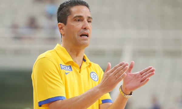 Σφαιρόπουλος: «Μεγάλος παίκτης ο Κάσπι» (video)