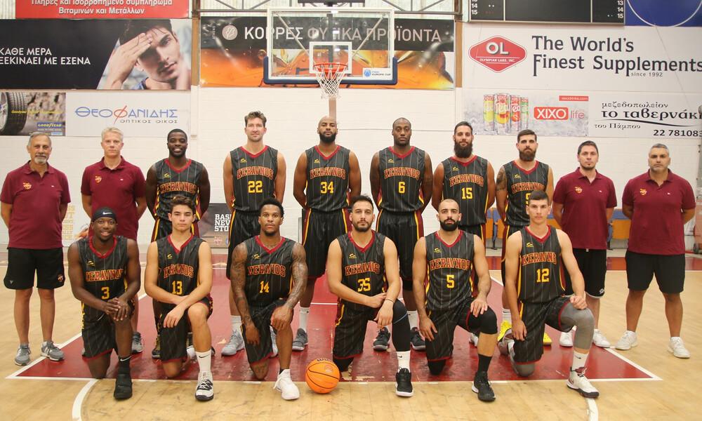 Basketball Champions League: Με Λιετκαμπέλις στην Κύπρο ο Κεραυνός Στροβόλου