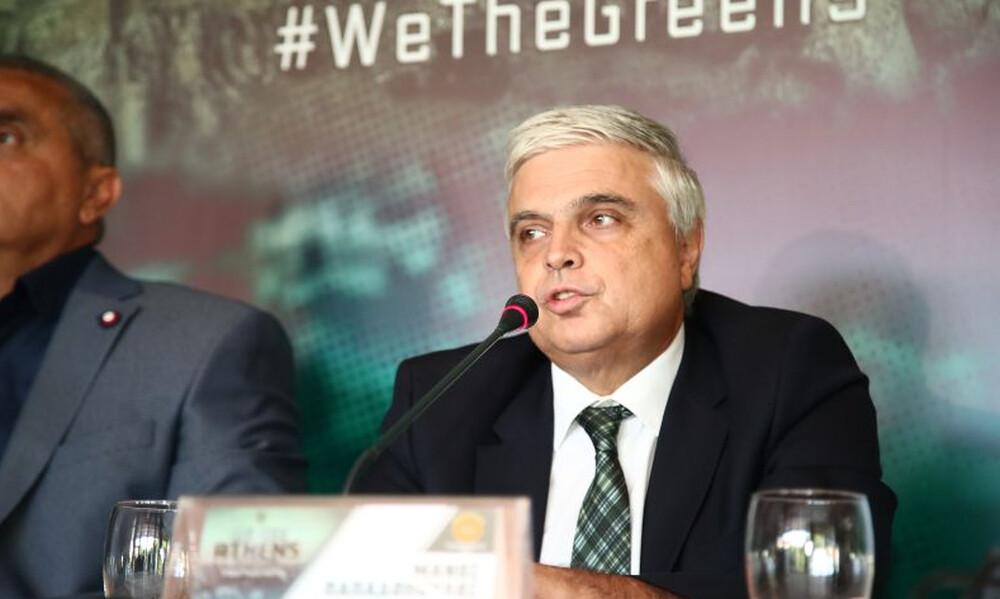 Μάνος Παπαδόπουλος: «Ανταγωνιστικό πρωτάθλημα με κόσμο στα γήπεδα» (video)