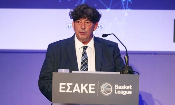 Γαλατσόπουλος: «Πιο δυνατό το πρωτάθλημα»