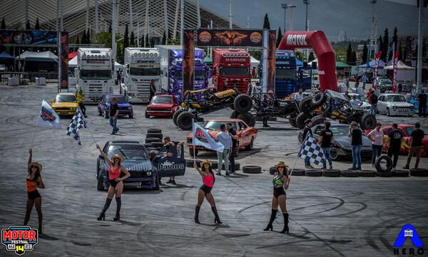 Τριήμερο (28-30/9) φουλ αδρεναλίνης στο 15ο Motor Festival του ΟΑΚΑ! (photos+video)