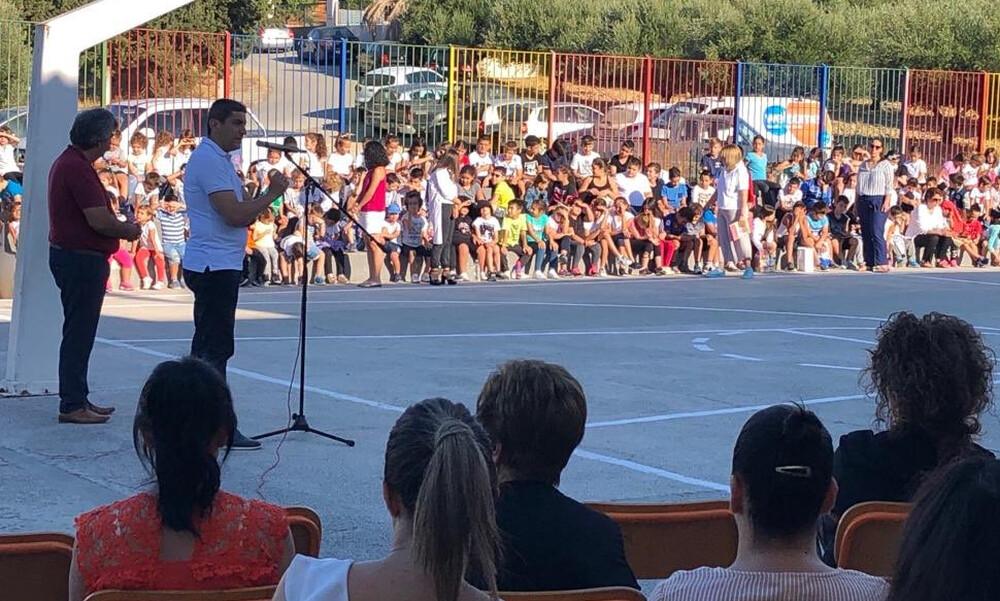 Αυγενάκης για την Ημέρα Σχολικού Αθλητισμού: «Επενδύουμε στην άθληση των νέων»
