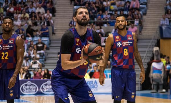 «MVP» της ACB ο Μίροτιτς (video)