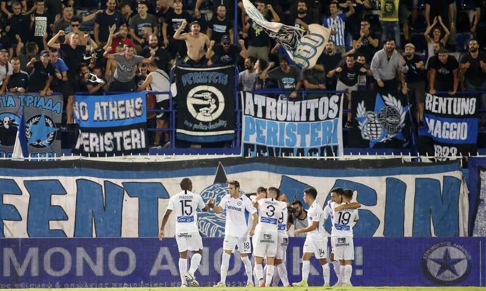 Ατρόμητος-Παναιτωλικός 2-0: Επιτέλους νίκη με Μανούσο
