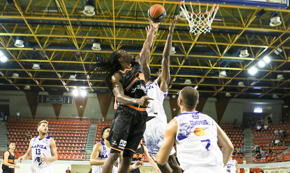 Basket League: Ο «περίπατος» του Προμηθέα στην Λάρισα (video)