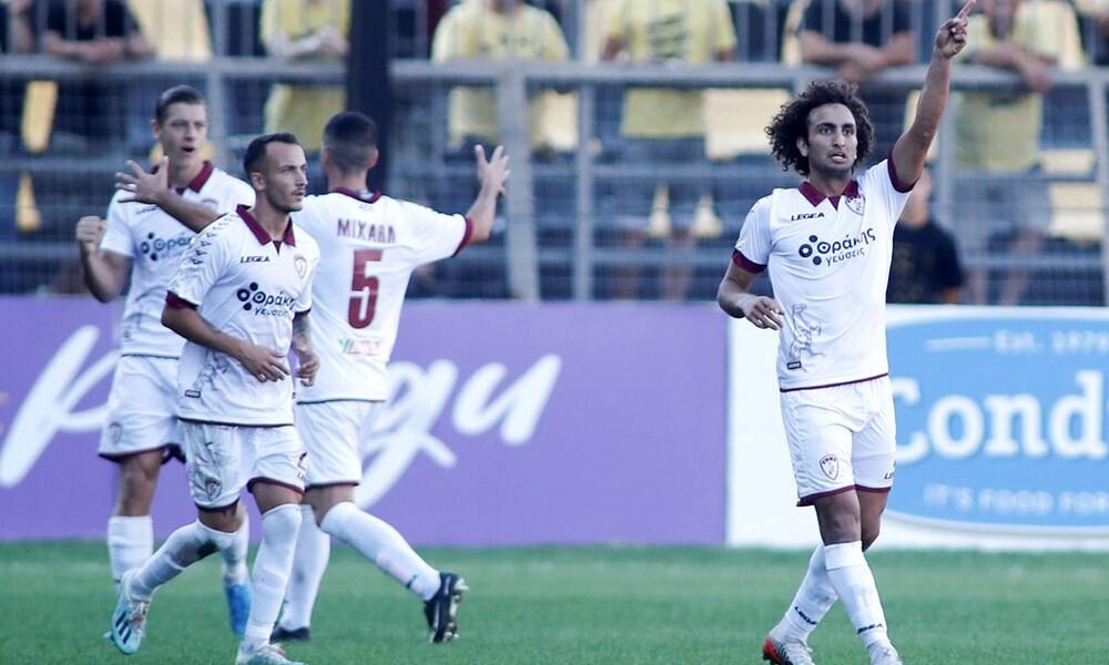 Μετά από 35 χρόνια η ΑΕΛ τρία γκολ στο «Κλεάνθης Βικελίδης»