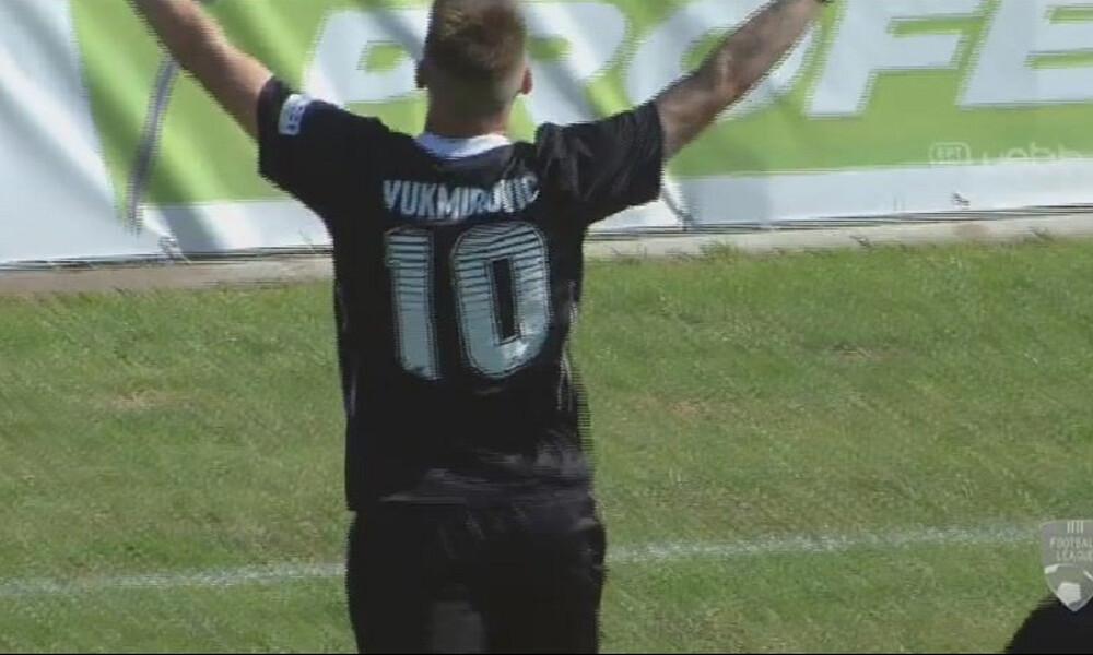 Άνοιξε λογαριασμό η Football League: Το πρώτο γκολ της σεζόν η Καλαμάτα (video)