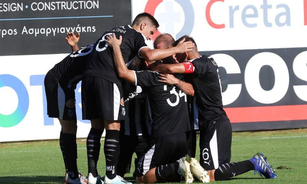 ΟΦΗ-Αστέρας Τρίπολης 3-1: Επέστρεψε με... ανατροπή! (photos)