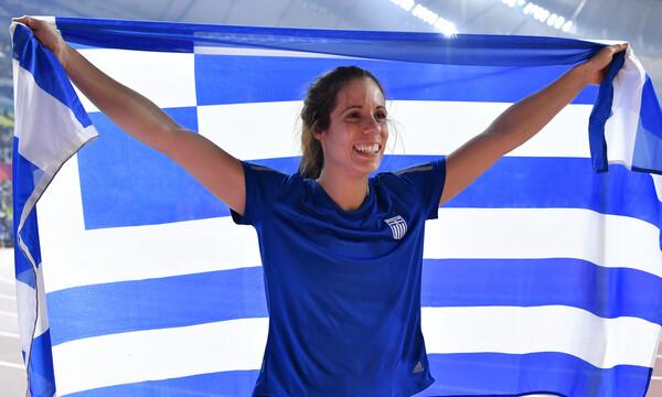 Στεφανίδη: «Χαρούμενη για το χάλκινο, σε έναν αγώνα υψηλού επιπέδου»